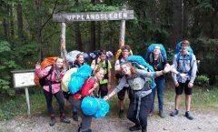 Großfahrt der Sippe Wölfe nach Schweden